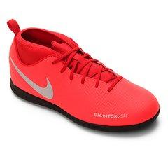 Chuteira Futsal Infantil Nike Phantom Vision Club DF IC 96441ee8d6c09