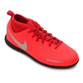d5c497c608acf Chuteira Society Nike Phantom Venom Club TF - Preto e Dourado ...
