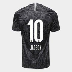 e0641859f1 Camisa Corinthians II 18 19 Nº 10 Jadson - Torcedor Nike Masculina