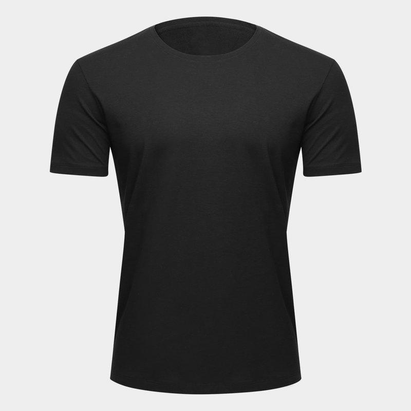 CLIQUE ➤➤ Camiseta Basic Blank – Preto   oferta com preço barato em Promoção no site de loja