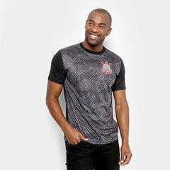 Camiseta Corinthians Camuflagem Masculina 0f1e8d714a6