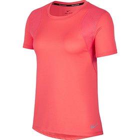a776c282cd7f0 Camiseta Nike Run Ss Masculina - Cinza e Prata - Compre Agora