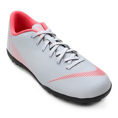 Chuteira Society Nike Mercurial Vapor 12 Club Masculina ff05d0c2176cf