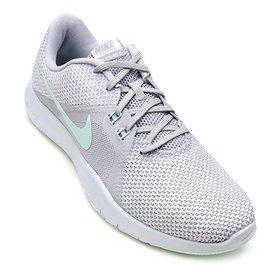 0749365dafd Tênis Nike Tanjun Feminino - Cinza e Branco - Compre Agora