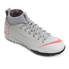 fbe1aabb45ff9 Chuteira Society Infantil Nike Mercurial Superfly 6 Academy GS TF