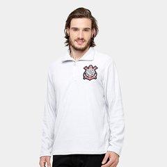 Blusão Corinthians Polar Fleece Masculino 7e1c924ef834b