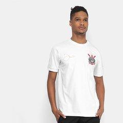 Compre Camiseta Corinthians Casual Online  9a21aa4e8db40