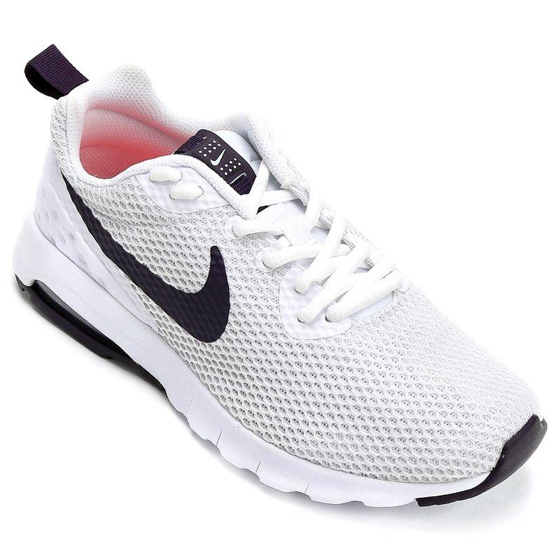 T 234 Nis Nike Air Max Motion Lw Se Feminino Branco