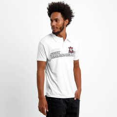 Camisa Polo Corinthians Names Masculina 4e2943744e179