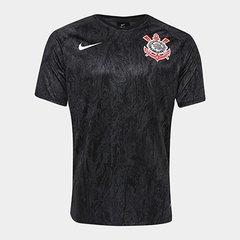 28624ed422 Camisa Corinthians II 2018 s n° - Torcedor Estádio Nike Masculina