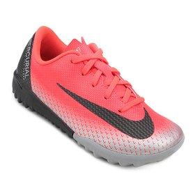 b1a6da0b20 Chuteira Society Infantil Nike Mercurial Vapor 12 Academy GS Neymar ...