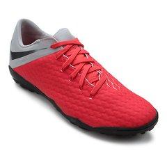 Chuteira Society Nike Hypervenom 3 Academy TF c0091a15e6b82