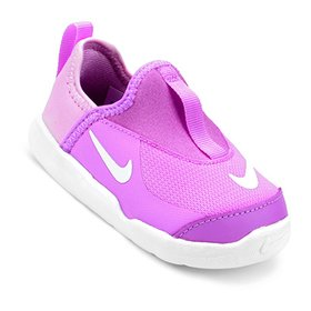734db90ac50 Tênis Infantil Nike Downshifter 8 Gtv Com Velcro Feminino - Azul ...
