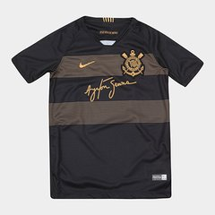 Camisa Corinthians Infantil III 2018 s n° - Torcedor Nike f3e65c51daefc