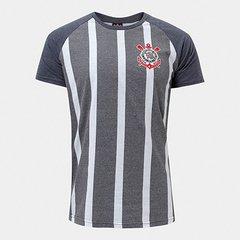 Camisa Corinthians Retrô Torcedor Masculina 310d3fc41d81f