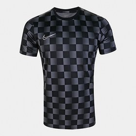 fd9e4c627 Camisa Nike Academy Dry Fit Top SS AOP Masculina