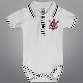 7de0aa9daf4c7 Body Corinthians Infantil Torcida Baby Avulso Longo - Compre Agora ...