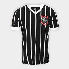 Camiseta Corinthians Réplica 1983 Masculina 85a45fa9ec216
