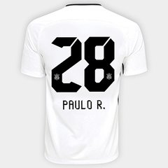 60be78ee3c ... Camisa Nike Corinthians I 17 18 nº 28 - Paulo R. 08ef943b2ffbb5  Camisa  Bologna III 14 15 s ...