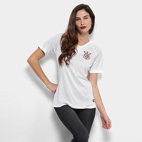 e5c8c5867ee92 Camisa Corinthians II 18 19 s n° Torcedor Nike Masculina - Preto ...