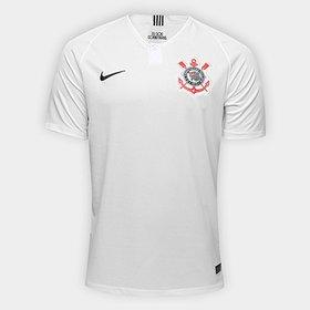 Camisa Corinthians I 18 19 s n° Torcedor Nike - Patch Campeão ... c74bef77e7250