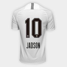 Camisa Corinthians I 2018 s n° - Jogador Nike Masculina - Branco e ... 4cfcf0cf9d5e2
