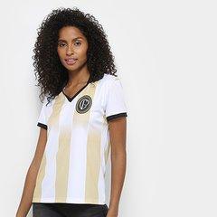 Camisa Corinthians n° 9 Centenário - Edição Limitada Feminina d897f8d4de3ea