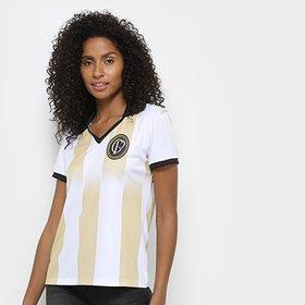 3fdfc975593a1 Camiseta Corinthians New Element Feminina - Compre Agora