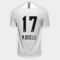 Camisa Corinthians I 18 19 n° 17 - M.Boselli Torcedor Nike Masculina 20d995efe400c