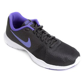 9879de475a6f0 Tênis Nike City Trainer Feminino - Cinza e Salmão - Compre Agora ...