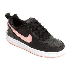 48c68b96122 Tênis Infantil Nike Court Borough Low Feminino