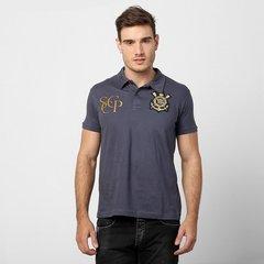 Camisa Polo Corinthians Baltazar 7fa3b28988f33