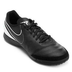 5ba422f6c5 Chuteira Society Nike Tiempo Genio 2 Leather TF Masculina