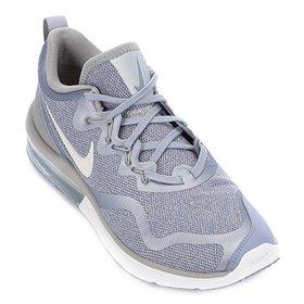 Tênis Nike Air Max Fury Masculino - Cinza e Verde Limão - Compre ... b8767e87ad7