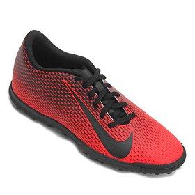 8059f4386a1b9 Chuteira Society Infantil Nike Hypervenom 3 Academy TF - Branco e ...