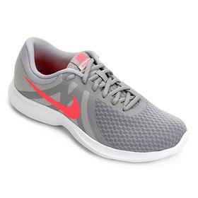 47a0c6f23 Tênis Nike Wmns Revolution 4 Feminino - Marinho e Dourado - Compre ...