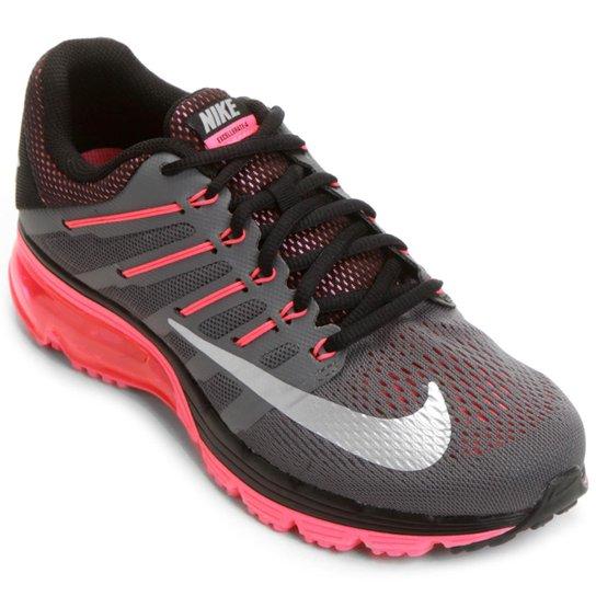 premium selection c0b30 f6720 ... Tênis Nike Air Max Excellerate 4 Feminino - Rosa e Preto ...