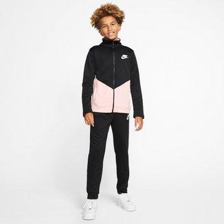 Agasalho Infantil Nike B Nsw Core Trk Ste Ply Futura