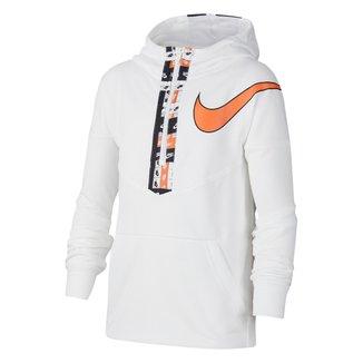 Blusão Infantil Nike Dri-Fit c/ Capuz Masculino