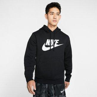 Blusão Nike Club Sportwear Fleece Masculino