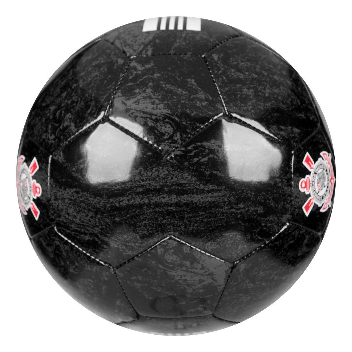 Bola de Futebol Campo Nike Corinthians - Preto e Branco - Compre ... 347b4ab9fd076