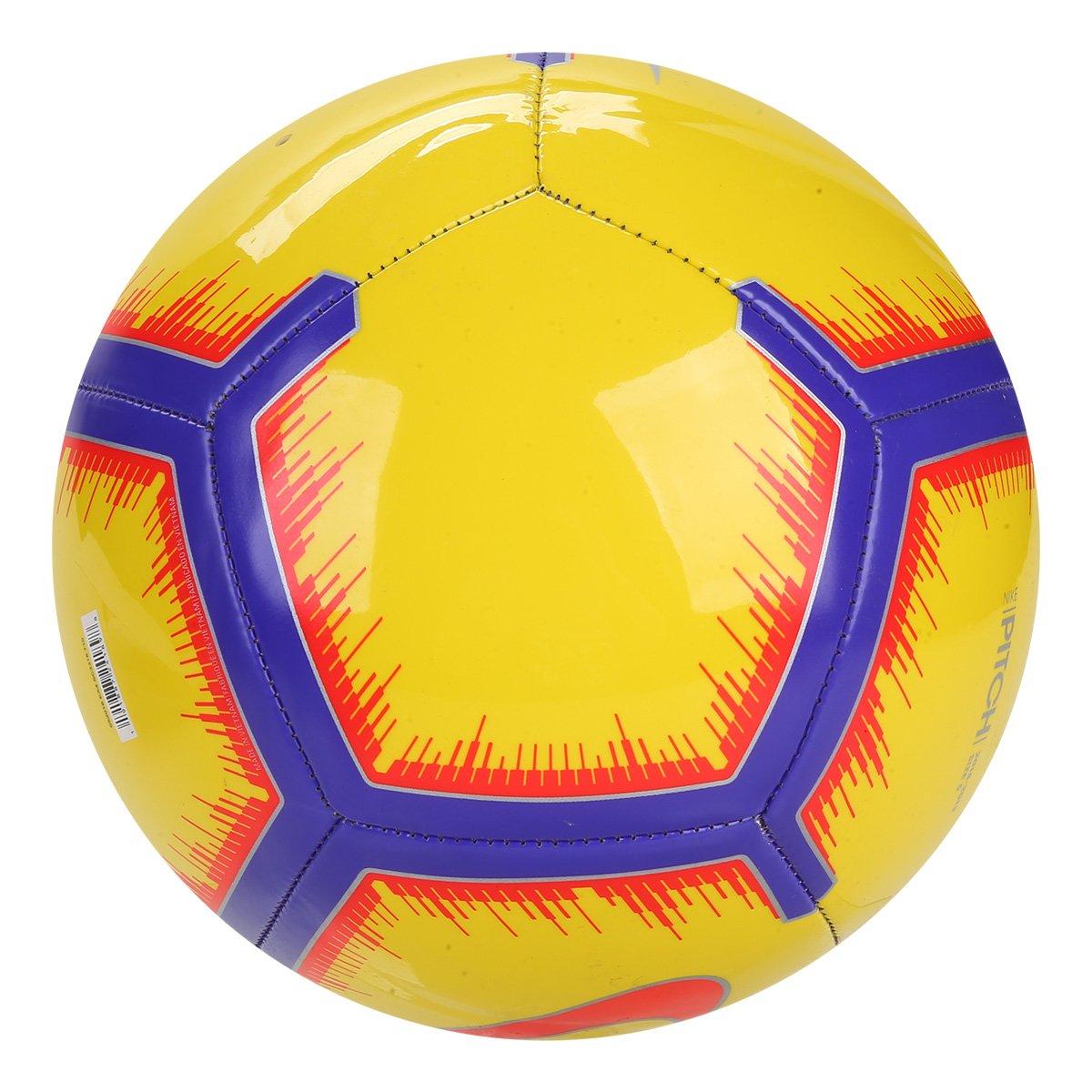 ee934bbaf0 Bola de Futebol Campo Nike La Liga Pitch - Amarelo - Compre Agora ...