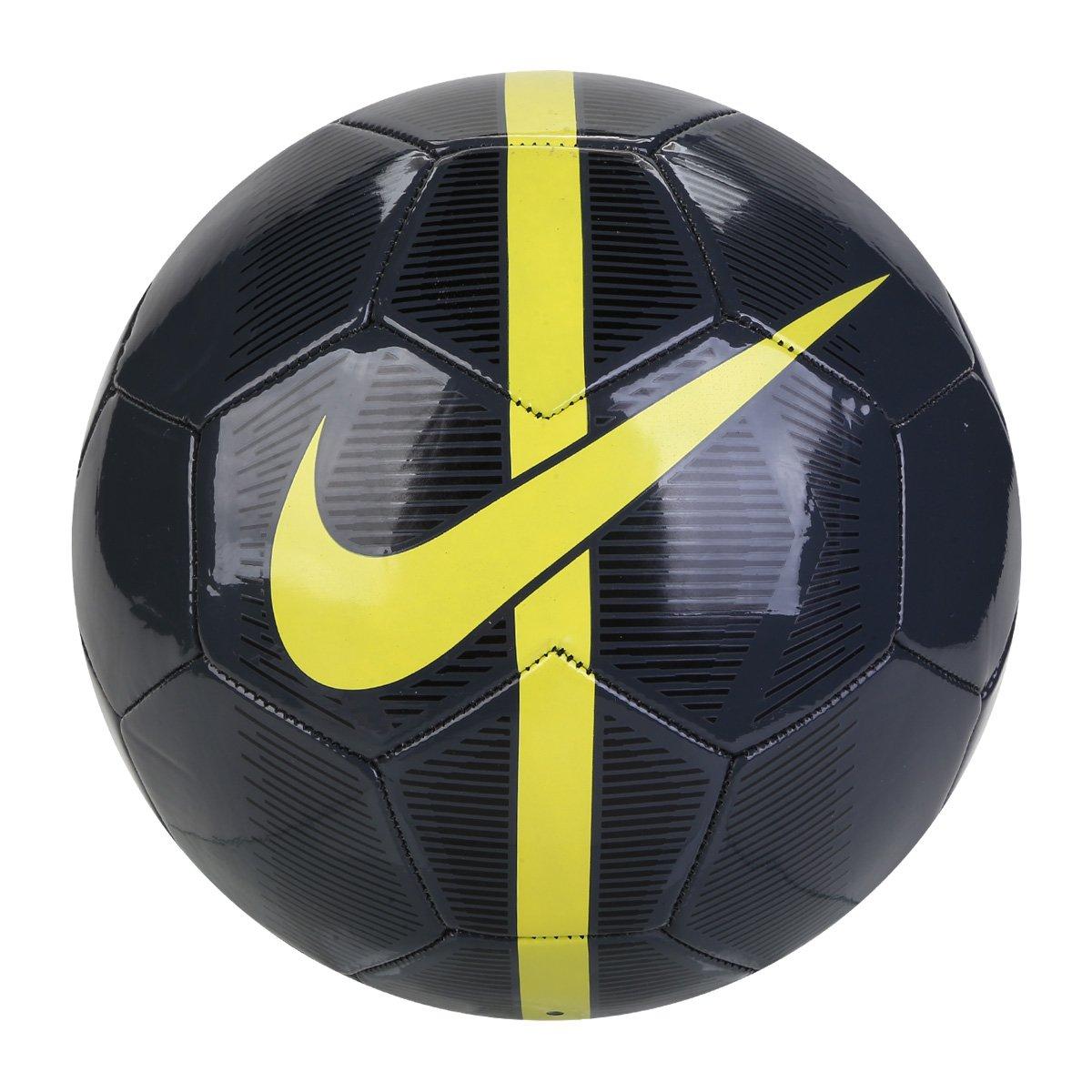 debf3676d6941 Bola de Futebol Campo Nike Mercurial Fade - Preto e Amarelo - Compre Agora