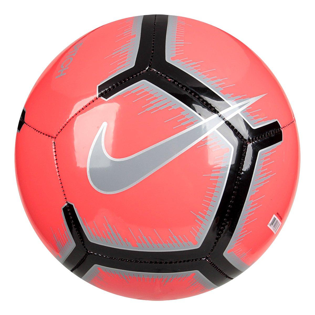 bb2feaaf1ebf1 Bola de Futebol Campo Pitch Nike - Vermelho - Compre Agora