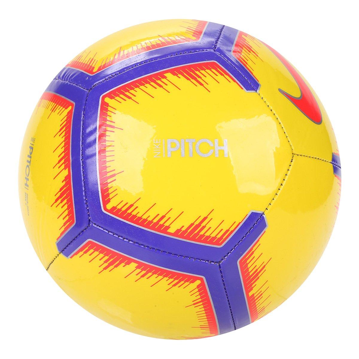 380e9d5d7a Bola de Futebol Campo Pitch Nike - Amarelo - Compre Agora