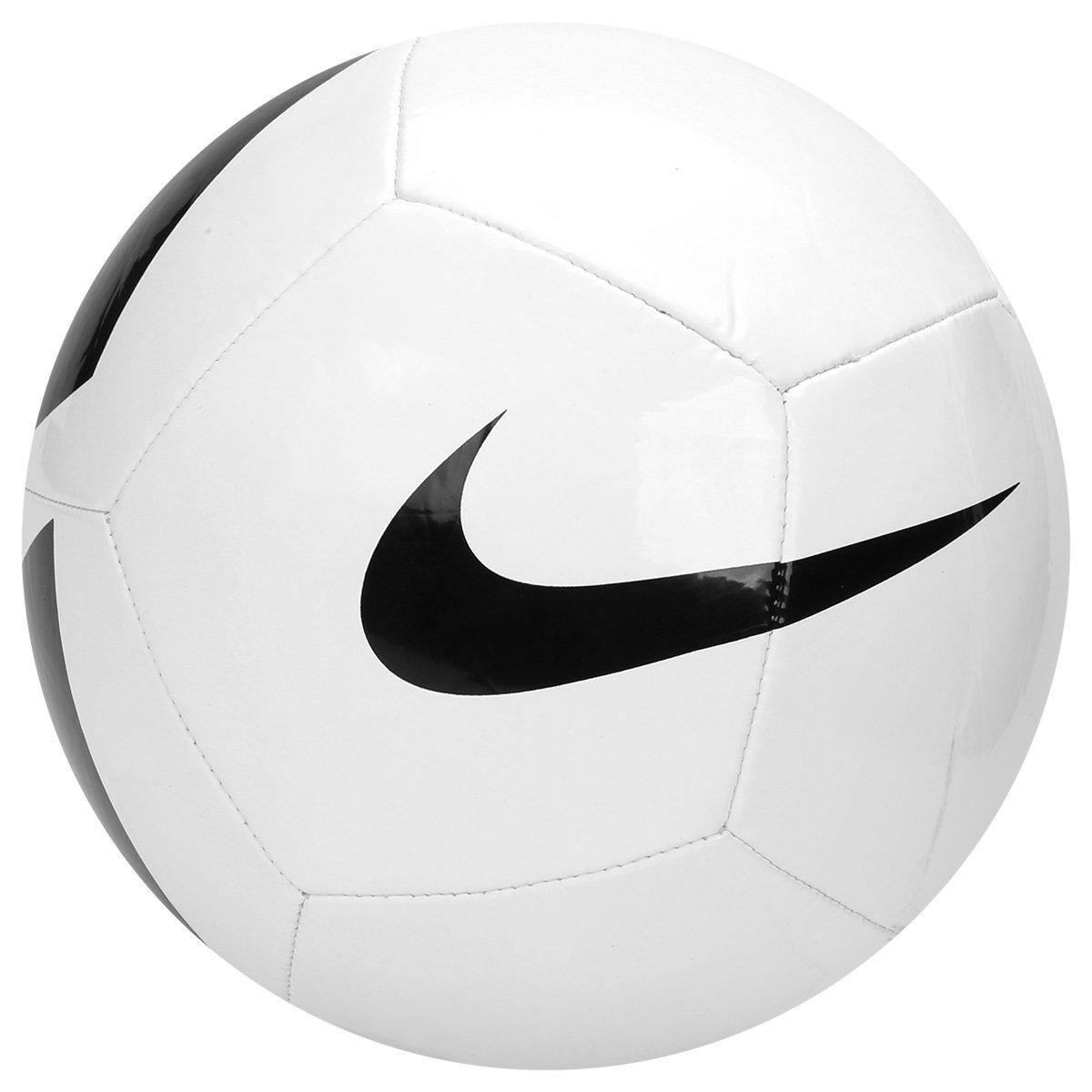 0ae82254eb407 Bola Futebol Campo Nike Pich Team - Branco e Preto - Compre Agora ...