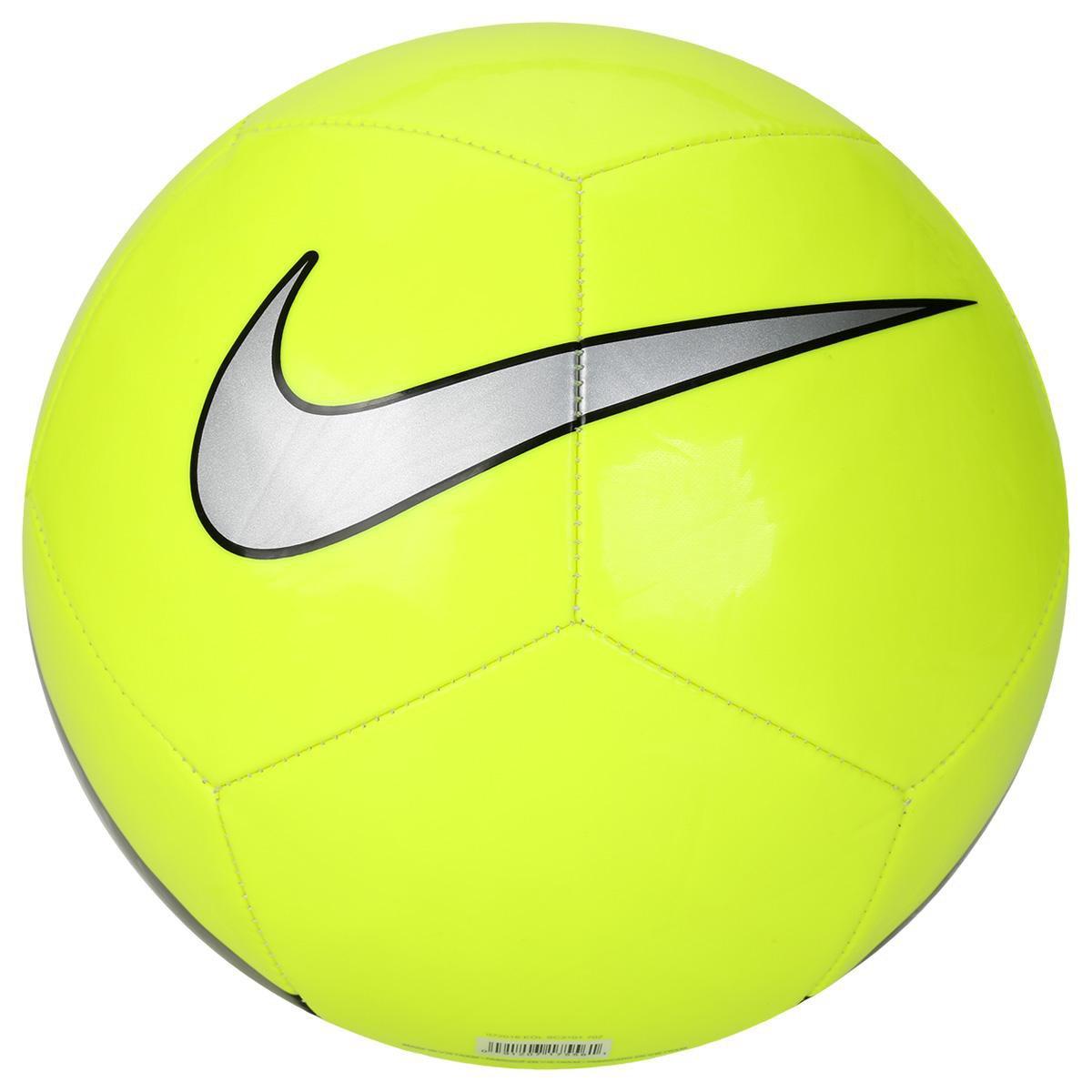 Bola Futebol Campo Nike Pitch Trainning - Verde Limão - Compre Agora ... c5e43de214245