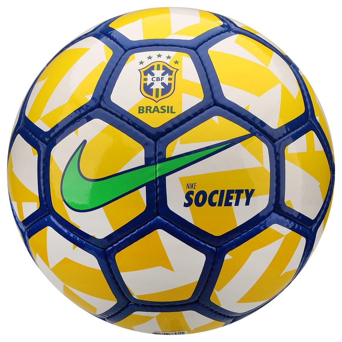 b5106cdb94 Bola Futebol Nike CBF Society | Shop Timão
