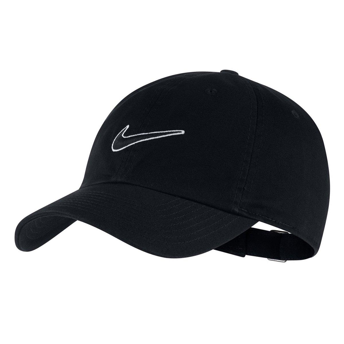 Boné Nike Sportswear H86 Futura Washed Aba Curva - Branco