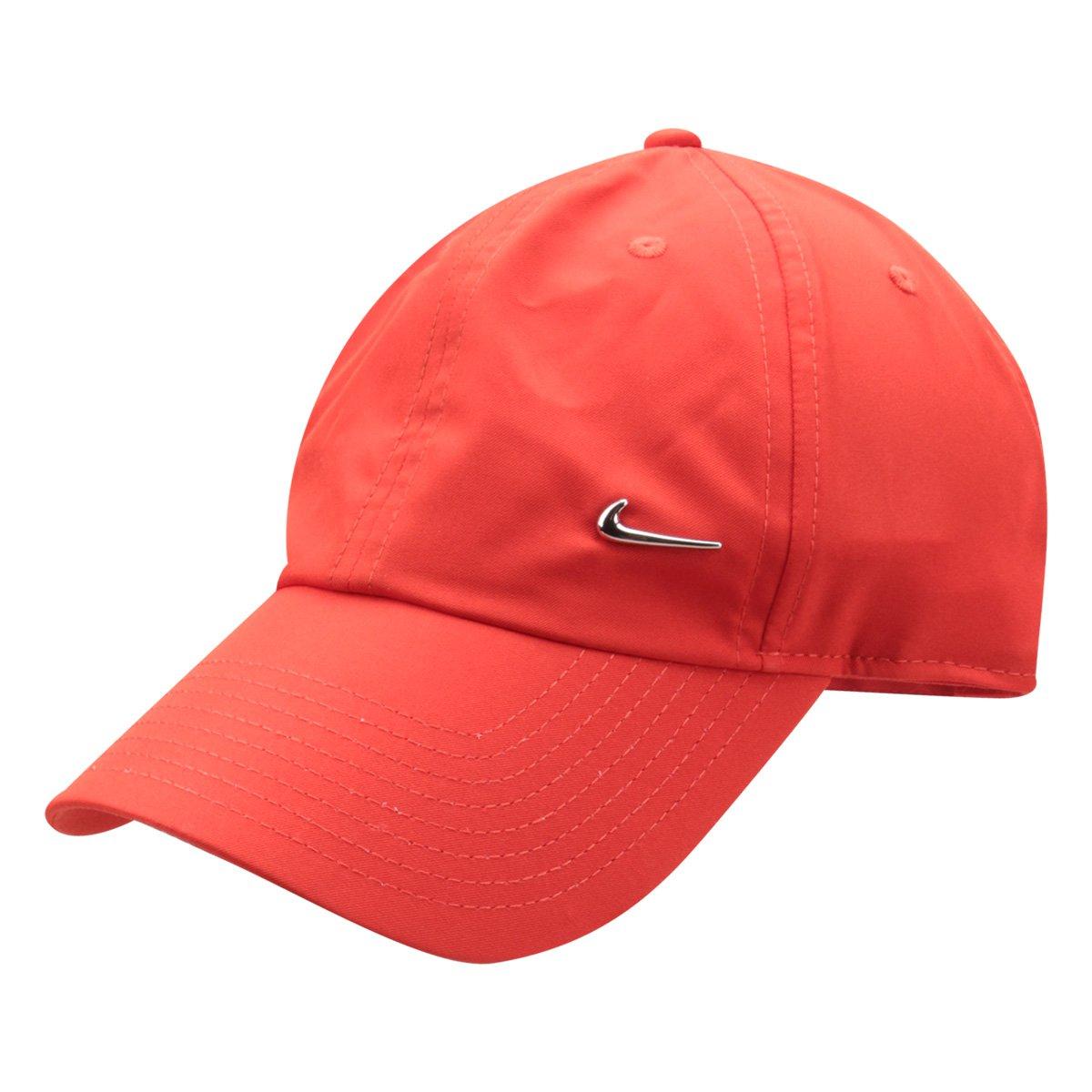 f90744c258e8b Boné Nike Aba Curva H86 Metal Swoosh - Compre Agora